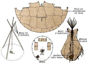 Anatomie du TIPI