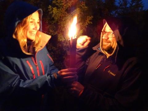 fondation yakasurvie torche feu