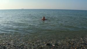 Personne dans l'eau - YakaSurvie -